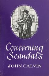 Concerning Scandals: Cover