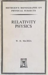 Relativity Physics: Cover