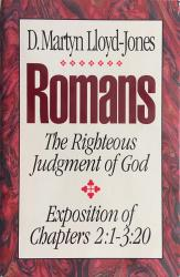 Romans: An Exposition of Chapters 2:I–3:20: Cover