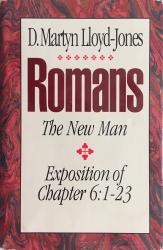 Romans: The New Man: Cover