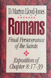 Romans: The Final Perseverance of the Saints: Cover