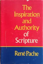 Inspiration and Authority of Scripture: Cover
