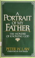 Portrait of My Father: Cover