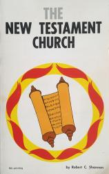 New Testament Church: Cover