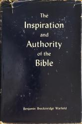 Inspiration and Authority of the Bible: Cover