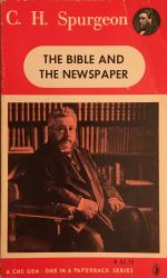 Bible and the Newspaper: Cover