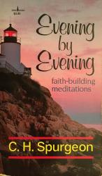 Evening by Evening: Cover