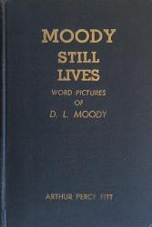 Moody Still Lives: Cover
