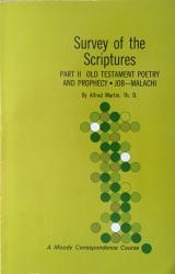 Survey of the Scriptures Part II: Cover