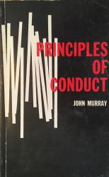 Principles of Conduct: Cover