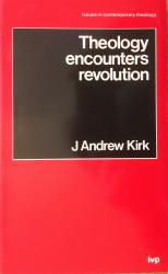 Theology Encounters Revolution: Cover