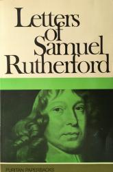 Letters of Samuel Rutherford: Cover