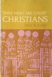 They Who Are Called Christians: Cover