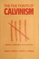 Five Points of Calvinism: Cover