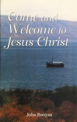 Come and Welcome to Jesus Christ: Cover