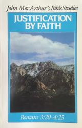 Justification by Faith: Cover