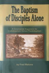 Baptism of Disciples Alone: Cover