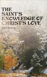 Saint's Knowledge of Christ's Love: Cover