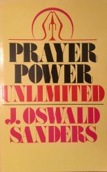 Prayer Power Unlimited: Cover