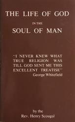 Life of God in the Soul of Man: Cover