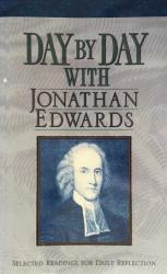 Day by Day With Jonathan Edwards: Cover