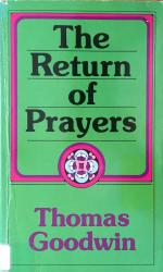 Return of Prayers: Cover