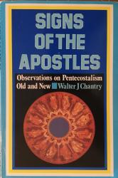 Signs of the Apostles: Cover