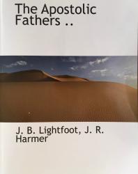 Apostolic Fathers: Cover