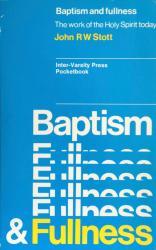 Baptism & Fullness of the Holy Spirit: Cover