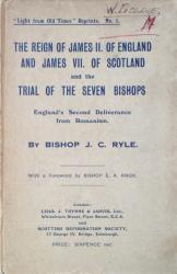 Reign of James II of England and James VII of Scotland: Cover