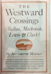 Westward Crossings: Cover