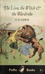 The Lion, the Witch and the Wardrobe: Cover