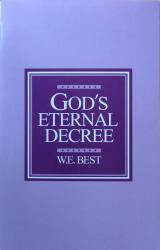 God's Eternal Decree: Cover
