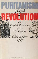 Puritanism and Revolution: Cover