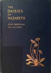 Daisies of Nazareth: Cover