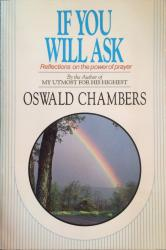 If You Will Ask: Cover