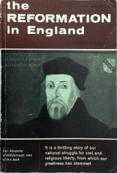 Reformation in England: Cover