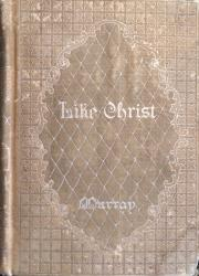 Like Christ: Front Cover