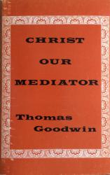 Christ Our Mediator: Cover
