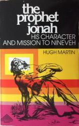 Prophet Jonah: Cover