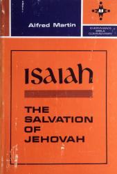Isaiah: Cover