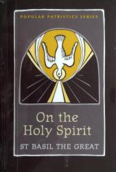 On the Holy Spirit: Cover