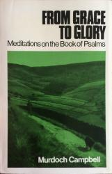 From Grace to Glory: Cover