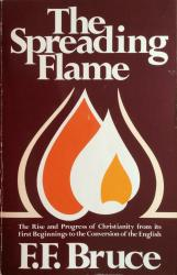 Spreading Flame: Cover