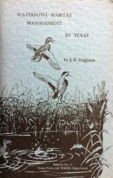 Waterfowl Habitat Management in Texas: Cover