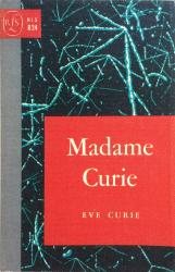 Madame Curie: Cover