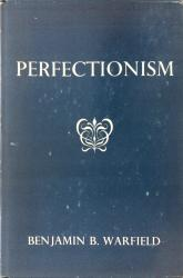 Perfectionism: Cover