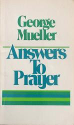 Answers to Prayer: Cover