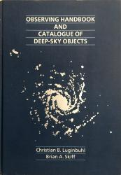 Observing Handbook and Catalogue of Deep-Sky Objects: Front Cover