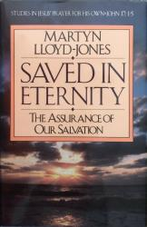 Saved in Eternity: Cover